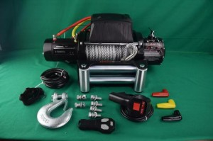 Electric Winch 15000lb Load Capacity