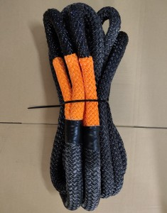 Heavy Duty Double Braided Nylon 4×4 Kinetic Recovery Towing Rope