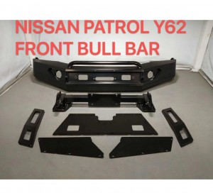 Bull Bar for Nissan Patrol Y62