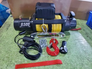 9500lbs Electric Winch