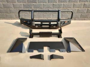 Land Rover Discovery 3/4 Bull Bar