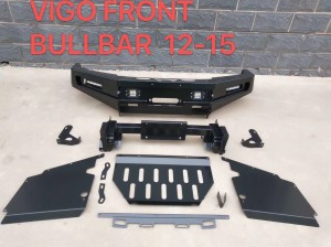 4×4 Steel Front bumper bull bar for Hilux Vigo