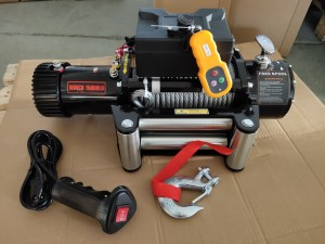 Wholesale Price China Tow Strap Racing - 15000lbs Heavy Duty Truck Winch – TS Winch