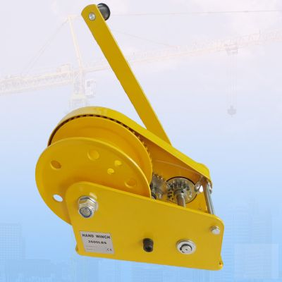 2600lbs Auto brake Hand winch (stainless steel)