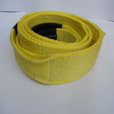 Tow Strap 10ft winch tree saver protector 9T