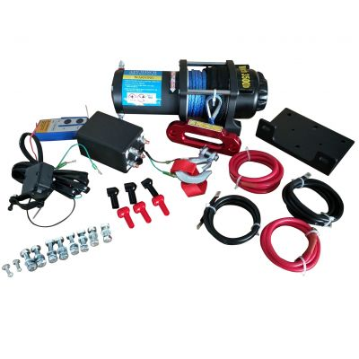 ATV Winch 3500lbs (3 stage planetary)