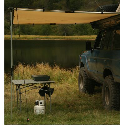 4×4 Car Side Awning 2.5m