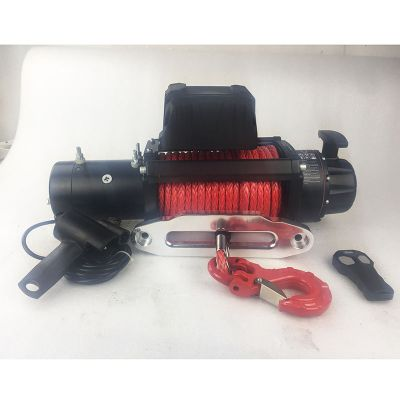 12000lbs Winch with synthetic rope