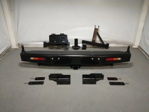 FORD RANGER T7 REAR BAR