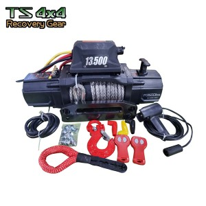 IP68 full waterproof Winch 13500lbs NEW